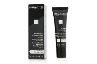 Dermablend Blurring Mousse Camo Oil Free Foundation SPF 25 (Medium Coverage) - #20N Fwan (Exp. Date 10/2019) 30ml/1oz