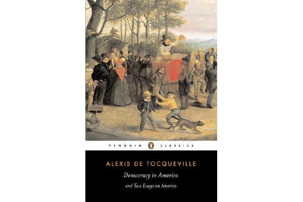 tocqueville democracy in america essay The classic work democracy in america by alexis de tocqueville has been the reason for scholarly pursuit as well as strife within that same community tocqueville describes america as a society of joiners because of the fact that it is a country almost entirely composed of immigrants.