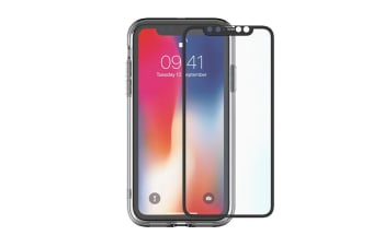 Cygnett 360° Bundle Glass Front/Back Screen Protector with Bumper for iPhone XR (CY2625BNSPB)