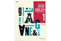 Oxford English 1 Knowledge and Skills AC Student book + obook assess