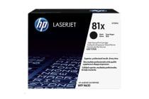 HP TONER 81X BLACK