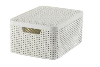 Curver Knit Style Storage Box (Medium)