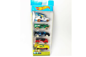 Hot Wheels 5-pack Extreme Race
