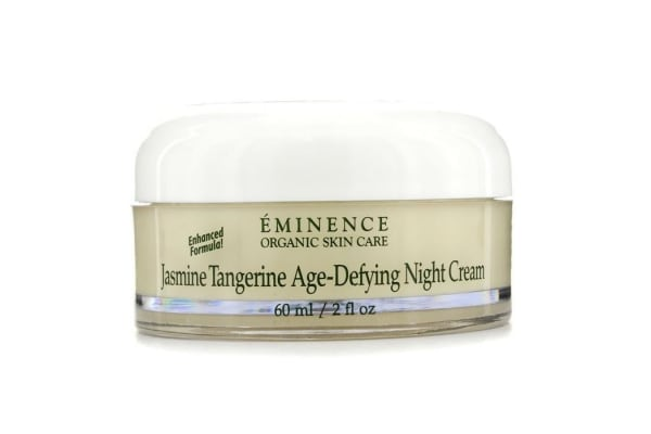 Eminence Jasmine Tangerine Age-Defying Night Cream (Normal to Dry Skin) (60ml/2oz)