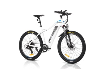 VALK 27.5' Electric Bike Mountain Bicycle Lithium Battery e-Bike Motorised 250W
