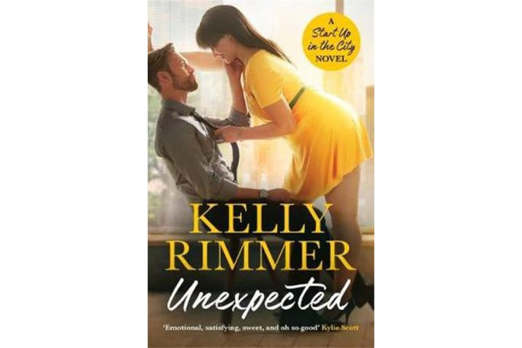 Unexpected - A sizzling, sexy friends-to-lovers romance