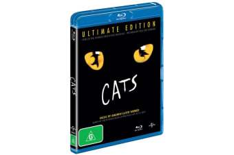 Cats Blu-ray Region B