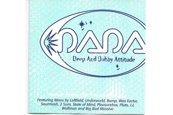 DADA:  Deep and Dubby Attitude: Music from the house of DADA MUSIC CD NEW SEALED