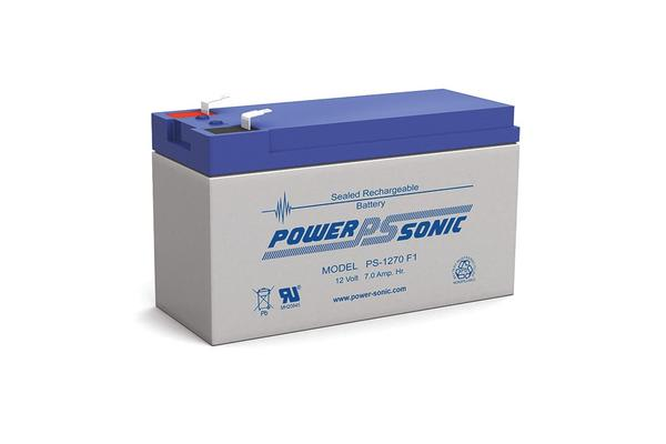 Power Sonic 7Ah 12V Sla Battery