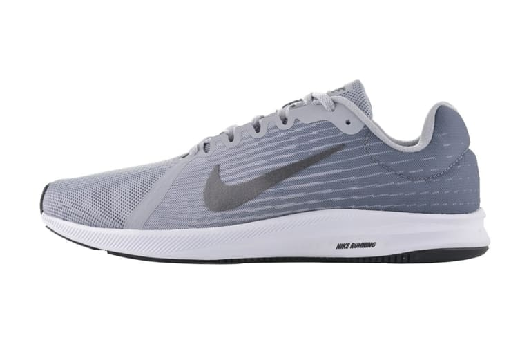 Nike Downshifter 8 Men's Running Shoe (Black/White, Size 9 US)