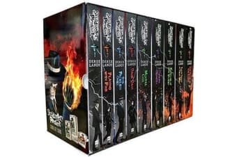 Skulduggery Pleasant Boxed Set
