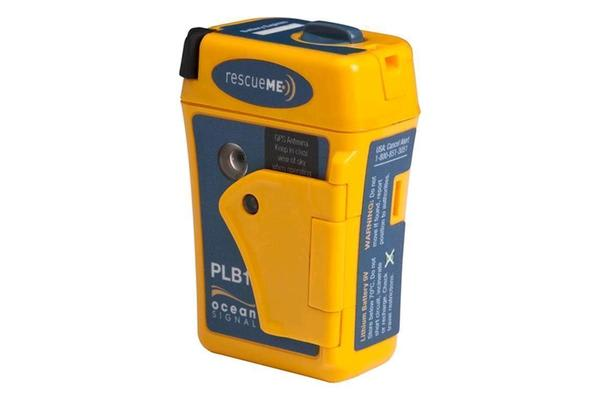 Ocean Signal RescueMe PLB1 (Personal Locator Beacon)The smallest PLB in the World w/66 channel GPS