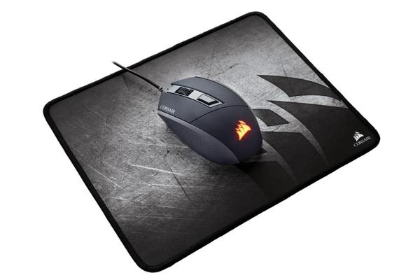 Corsair MM300 Anti-Fray Cloth Gaming Mouse Mat Small Edition