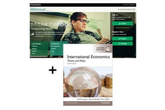 Value Pack International Economics (Global Edition) + MyEconLab