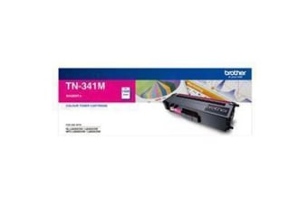 BROTHER Toner TN341M Magenta(1500 pages)