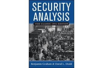 Security Analysis - The Classic 1951 Edition