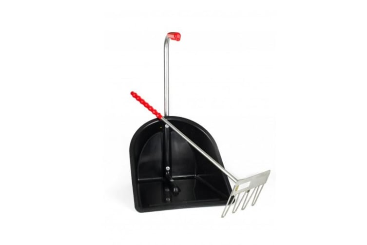 Stubbs Stable Mate Manure Collector (Black) (One Size)