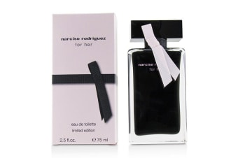 Narciso Rodriguez For Her Eau De Toilette Spray (Limited Edition 2018) 75ml/2.5oz