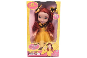 The Wiggles 15-inch Emma Ballet Tutu Doll with Bow for You