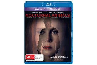 Nocturnal Animals Blu-ray Region B
