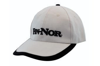 Fin-Nor Embroidered Fishing Cap with Adjustable Strap