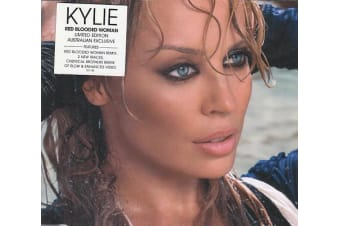 Kylie – Red Blooded Woman BRAND NEW SEALED MUSIC ALBUM CD - AU STOCK