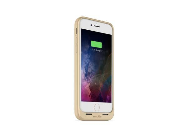 Mophie Juice Pack Air for iPhone 7 - 2525mAh - Gold