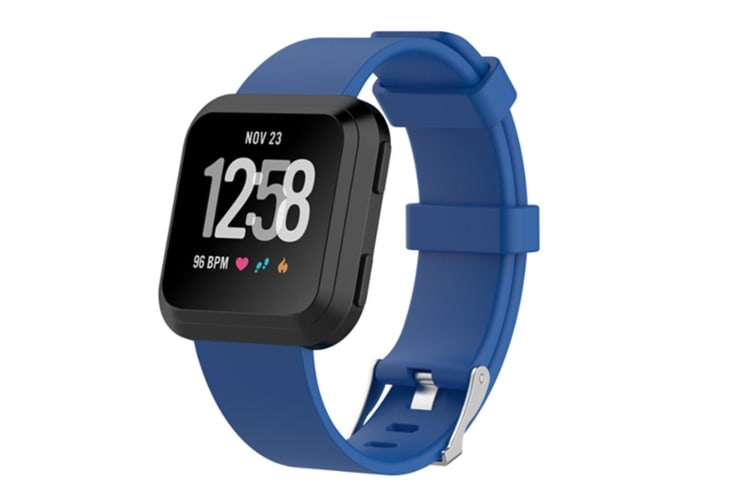 Soft Silicone Fitbit Versa Sport Replacement Band