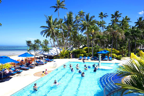 FIJI: 7 Nights at Fiji Hideaway Resort Including Flights For Two (Departing MEL)