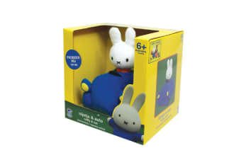 Miffy Squeaky Vehicle - Car