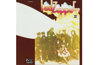 Led Zeppelin ‎– Led Zeppelin II PRE-OWNED CD: DISC EXCELLENT
