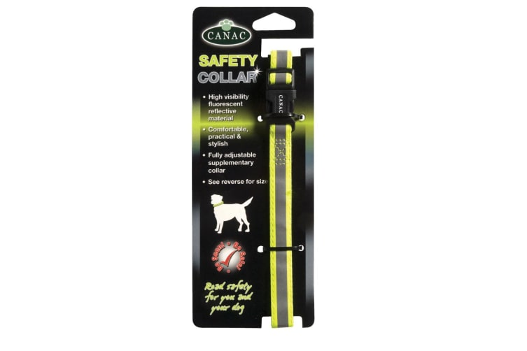 Canac Medium/Large Dog Safety Collar (May Vary) (One Size)
