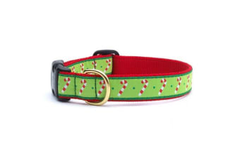 Up Country Candy Cane Collar (Multicoloured)