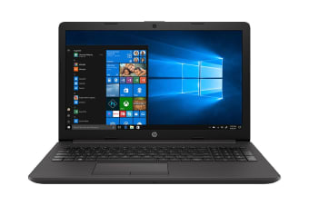 "HP 250 G7 15.6"" Celeron N4000 4GB RAM 500GB HDD DVDRW Win10 Home Laptop (6VV94PA)"