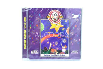 Twinkle twinkle little star BRAND NEW SEALED MUSIC ALBUM CD - AU STOCK