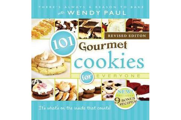 Image of 101 Gourmet Cookies for Everyone