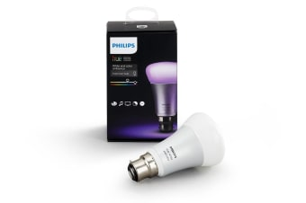 Philips Hue Huebulb Light Bulb 10W A60 B22