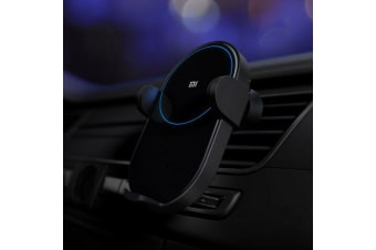 Xiaomi Mi 20W Qi Car Wireless Charger Fast Charging Infrared Sensor Phone Holder