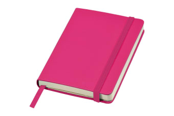 JournalBooks Classic Pocket A6 Notebook (Pink)