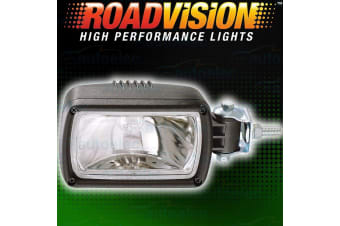 ROADVISION WORK LIGHT LIGHTS LAMP SPOT BEAM 55W WATT SIDE MOUNT 12V NS1115S
