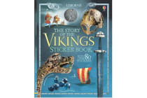 The Story of the Vikings Sticker Book