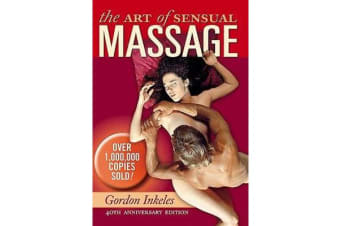 The Art Of Sensual Massage Book And Dvd Set - 40th Anniversary Edition