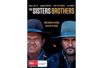 The Sisters Brothers DVD Region 4