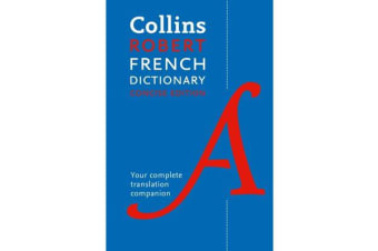 Collins Robert French Dictionary Concise edition - 240,000 Translations