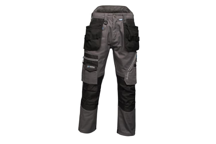 Tactical Threads Mens Execute Holster Trousers (Iron) (36/R)