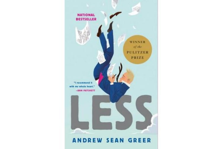 Less - Winner of the Pulitzer Prize for Fiction 2018