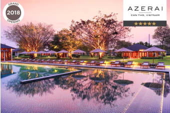 VIETNAM: 3/4 nights at Azerai Luxury Resort, Can Tho For Two