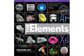 The Elements - A Visual Exploration of Every Known Atom in the Universe