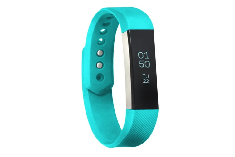 Fitbit Alta (Large, Teal)