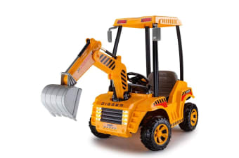 ROVO KIDS Ride On Toys Cars Digger Electric Tractor Loader Bulldozer Excavator